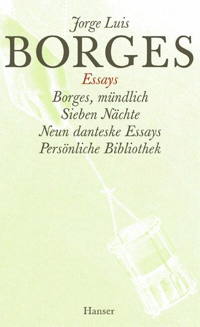 Gesammelte Werke 04. Der Essays vierter Teil als Buch