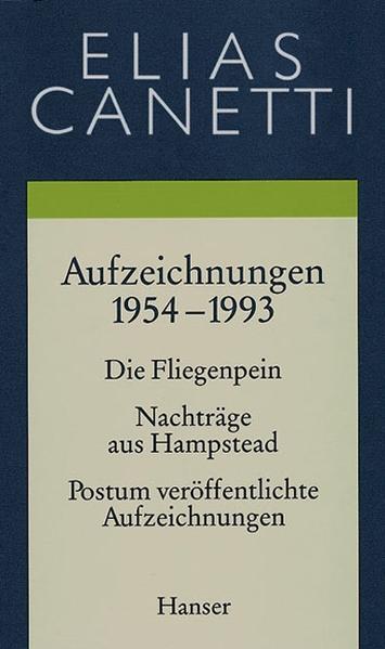 Werke 5. Aufzeichnungen 1954-1993 als Buch