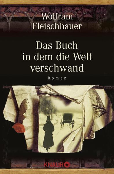 Das Buch, in dem die Welt verschwand als Taschenbuch