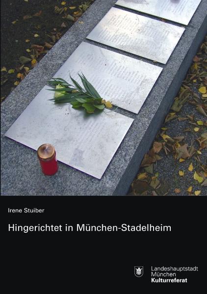 Hingerichtet in München Stadelheim als Buch