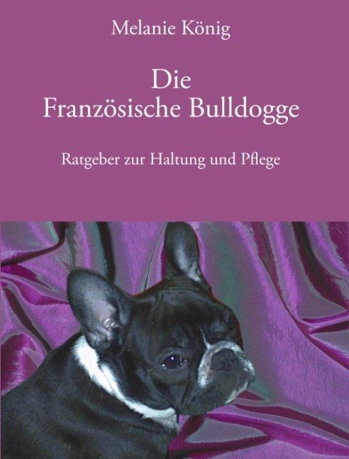 Die Französische Bulldogge als Buch