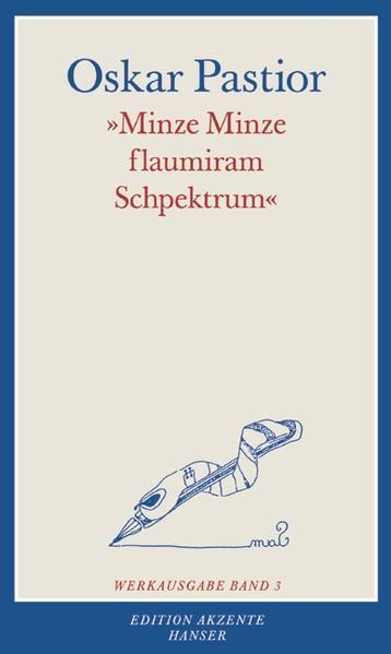 Werkausgabe 3. Minze Minze flaumiran Schpektrum als Buch