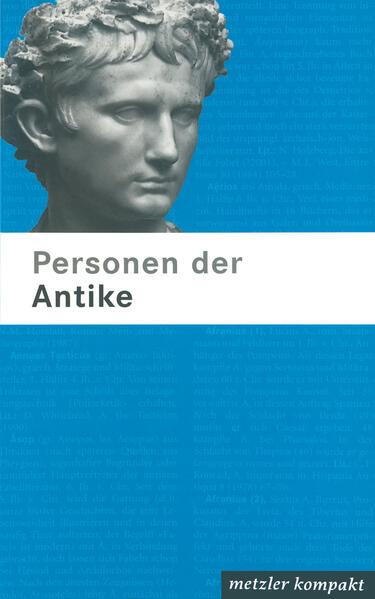 Personen der Antike als Buch