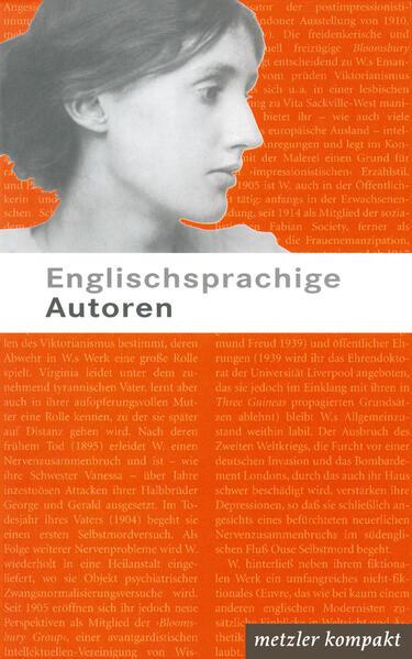 Englischsprachige Autoren als Buch