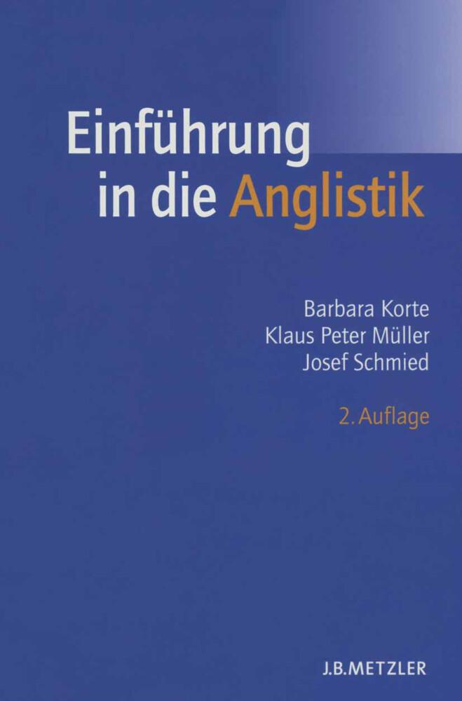 Einführung in die Anglistik als Buch