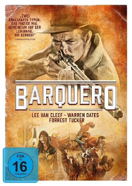 Barquero als DVD