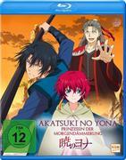 Akatsuki no Yona - Prinzessin der Morgendämmerung - Volume 2: Episode 06-10
