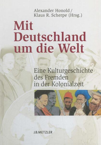 Mit Deutschland um die Welt als Buch