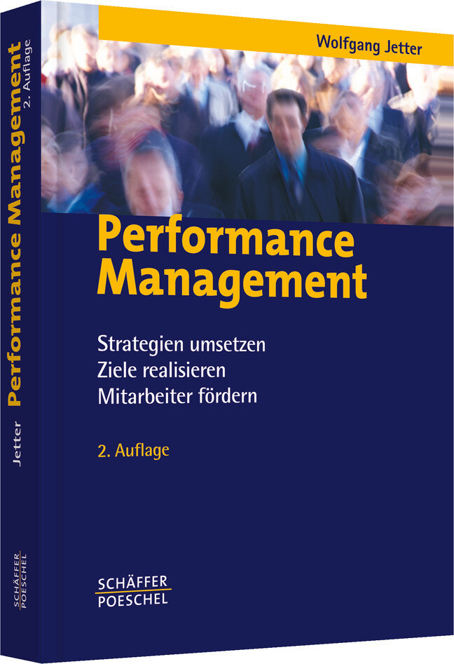 Performance Management als Buch