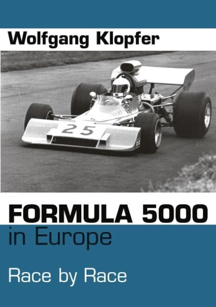 Formula 5000 in Europe als Buch
