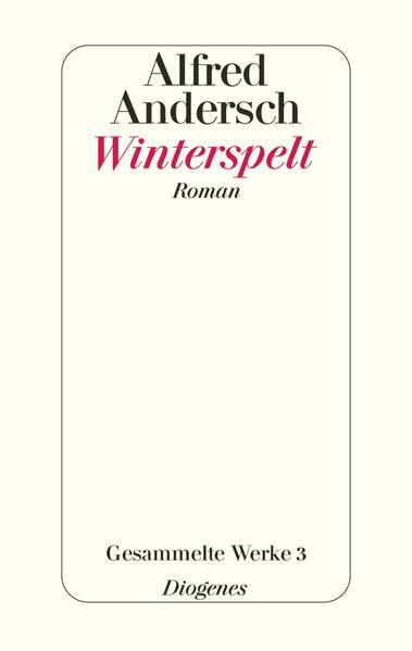 Winterspelt als Buch