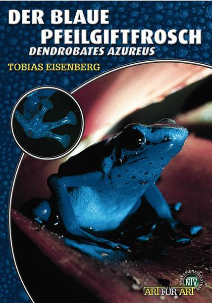 Der Blaue Pfeilgiftfrosch als Buch