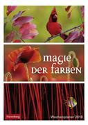 Magie der Farben - Kalender 2018