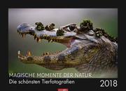 Magische Momente der Natur - Kalender 2018