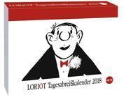 Loriot Tagesabreißkalender 2018