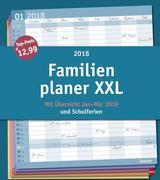 Familienplaner XXL Basic 2018
