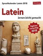 Sprachkalender Latein - Kalender 2018