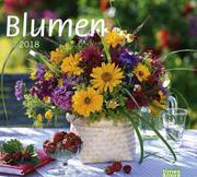 times & more Blumen Bildkalender 2018