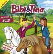 Bibi und Tina TV - Broschurkalender 2018