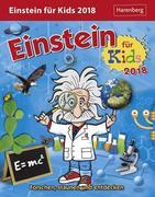 Einstein für Kids - Kalender 2018