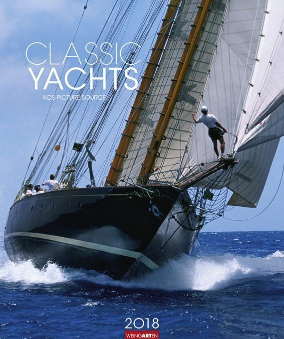 Classic Yachts - Kalender 2018