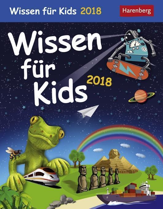 Wissen für Kids 2018