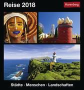 Reise. Kalender 2018