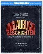 Unglaubliche Geschichten - Amazing Stories - Staffel Zwei (SD on Blu-ray)