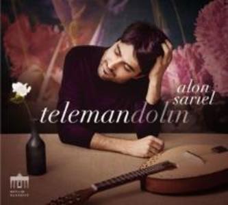 Telemandolin als CD