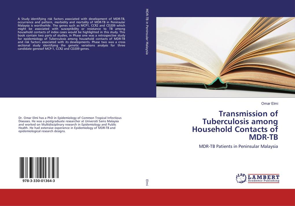 Transmission of Tuberculosis among Household Co...