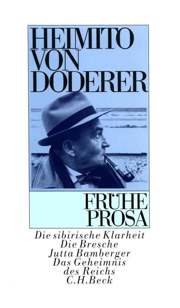 Frühe Prosa als eBook