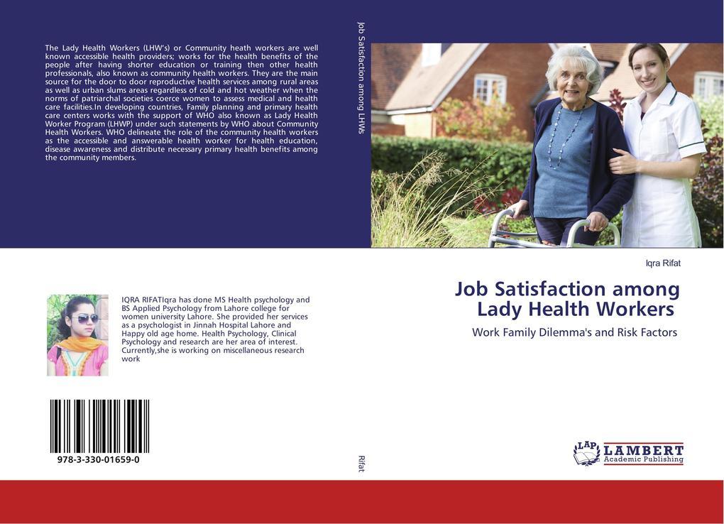 Job Satisfaction among Lady Health Workers als ...