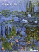Monet 48 X64 Poster Calendar 2018