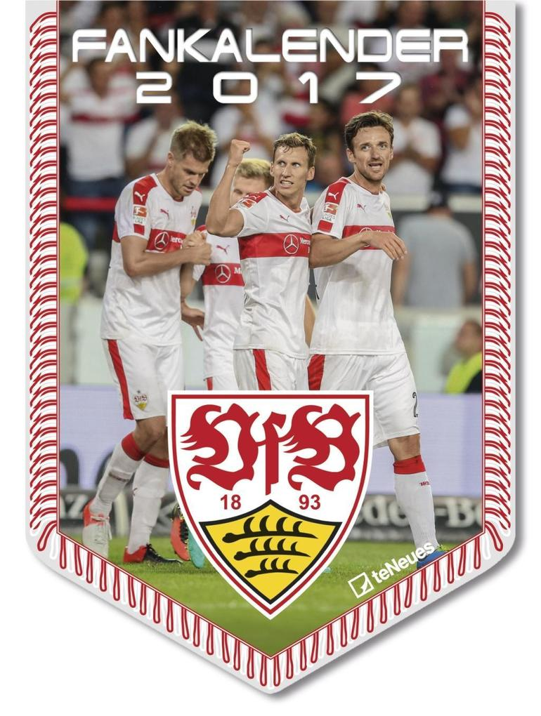 VfB Stuttgart Bannerkalender 2018