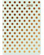 Dots 12 x 17 MIDI Flexi Diary 2018