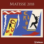Matisse 30 x 30 Grid Calendar 2018