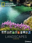 NG Landscapes 48 X64 Poster Calendar 2018