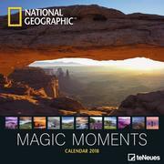 National Geographic: Magic Moments 2018 Broschürenkalender