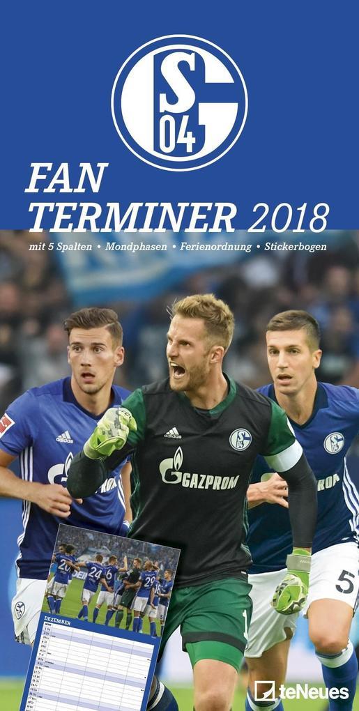 FC Schalke 04 Fanplaner 2018