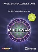 Wer wird Millionär 2018 Tagesabreißkalender