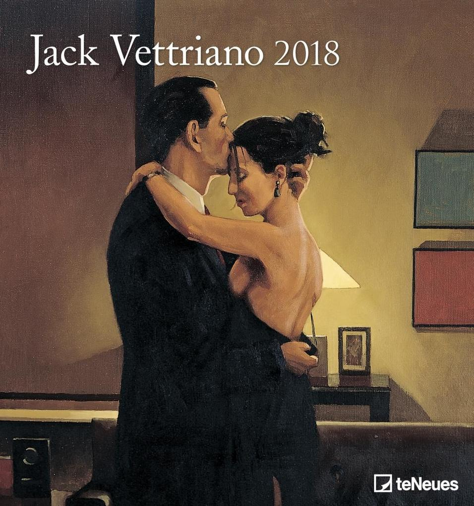 Jack Vettriano 2018 Kunstkalender