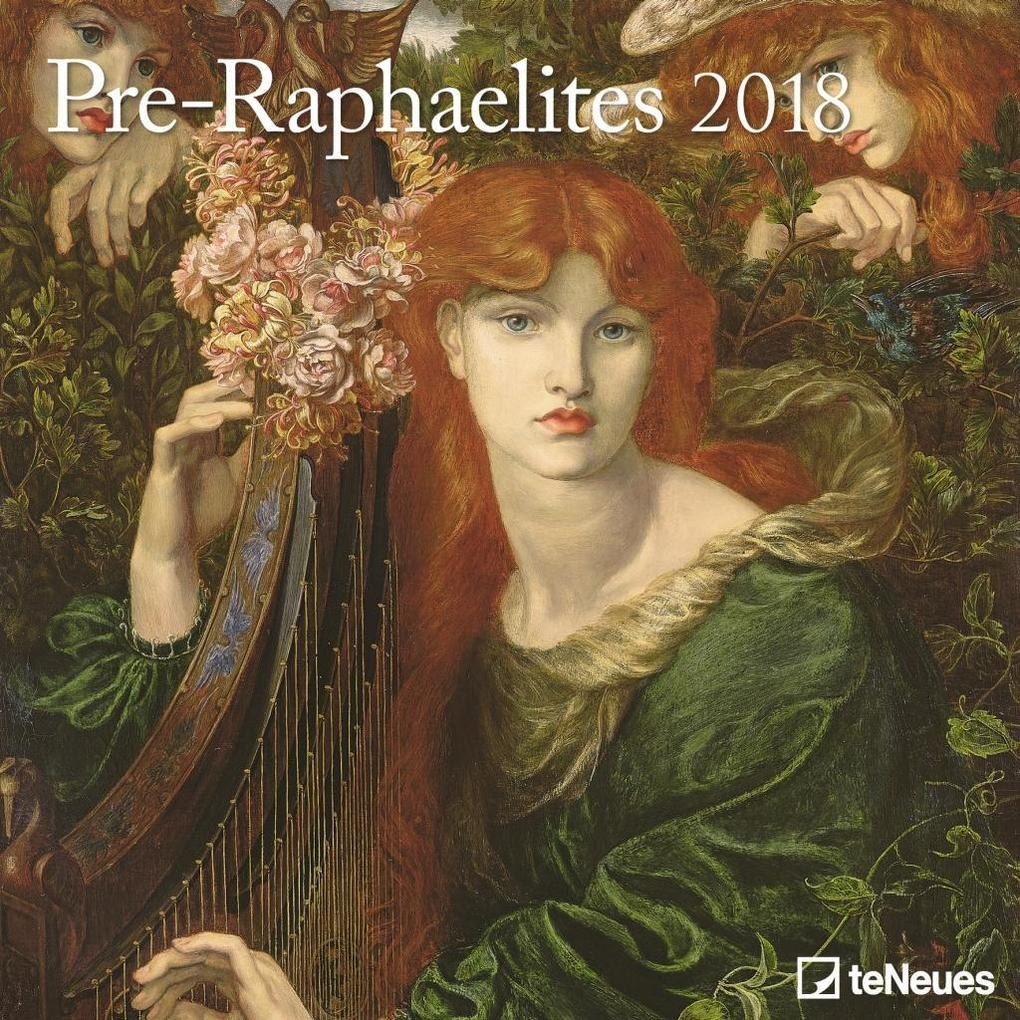 Pre-Raphaelites 2018