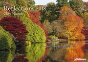 Reflections 42 x 29.7 Wall Calendar 2018