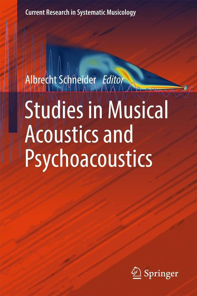 Studies in Musical Acoustics and Psychoacoustic...
