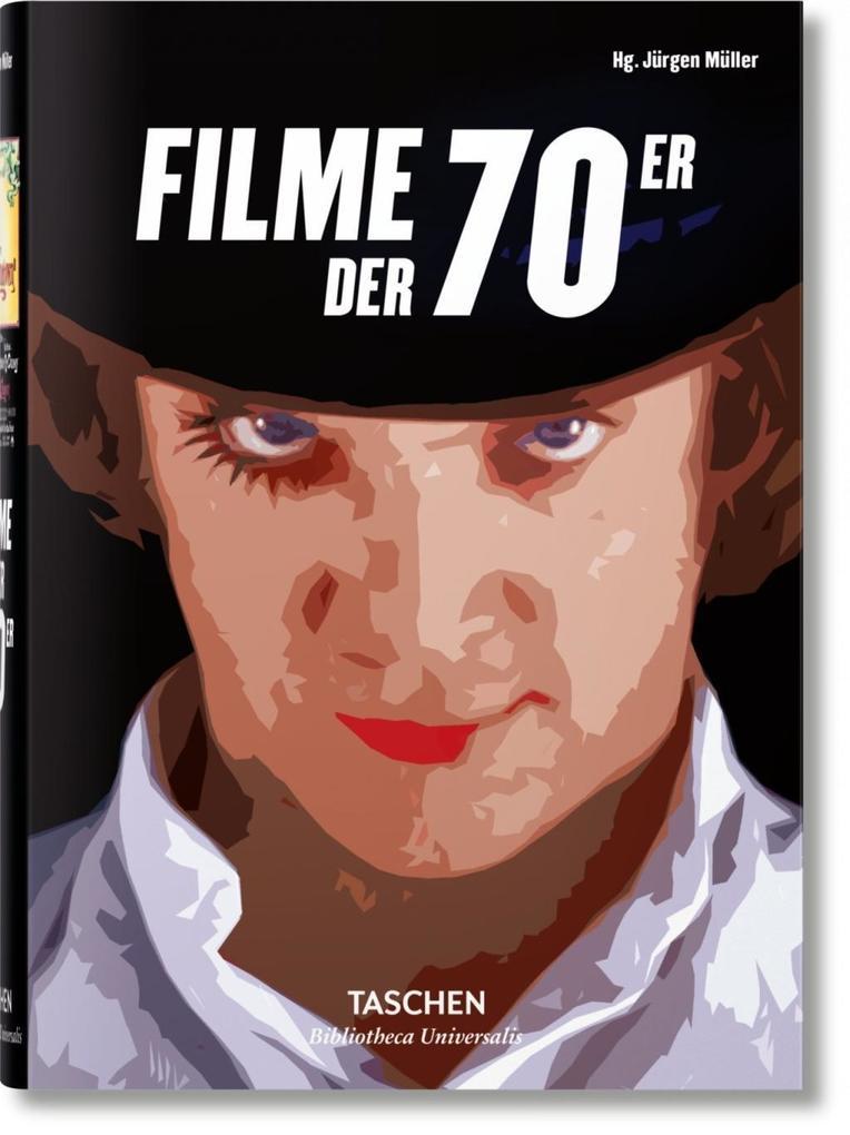 Filme der 70er als Buch