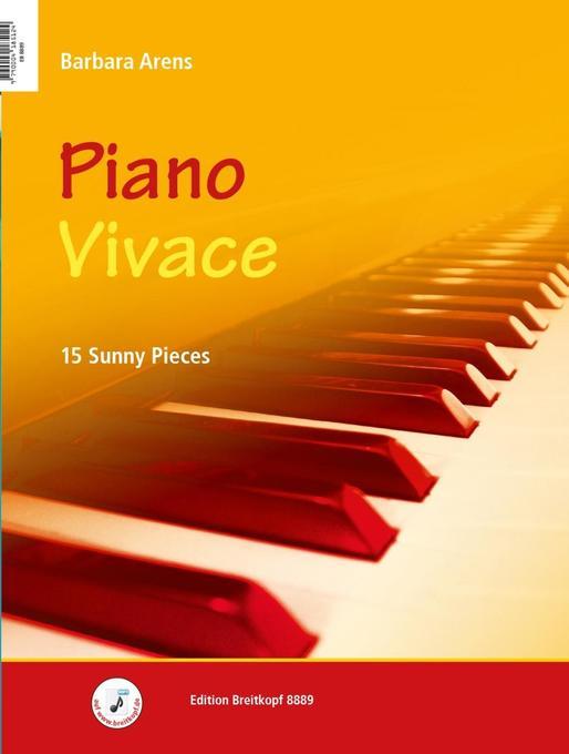 Piano vivace - Piano tranquillo als Buch von Ba...