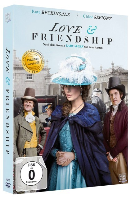 Love & Friendship (2016) als DVD