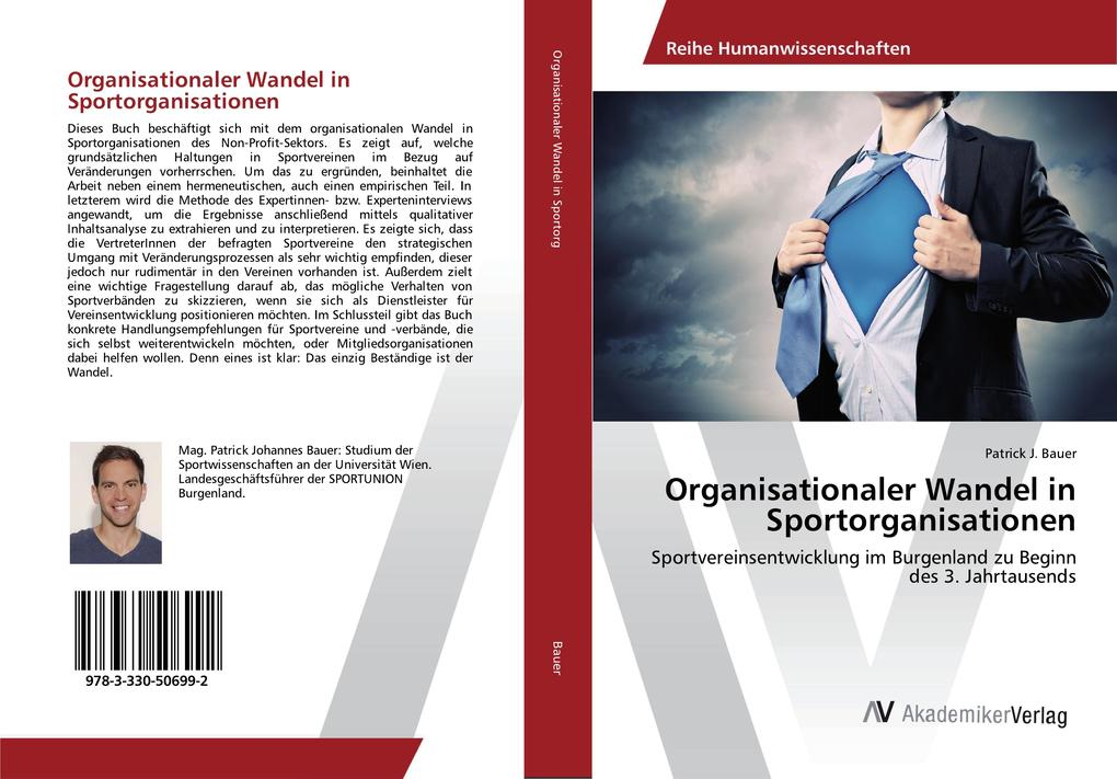 Organisationaler Wandel in Sportorganisationen ...