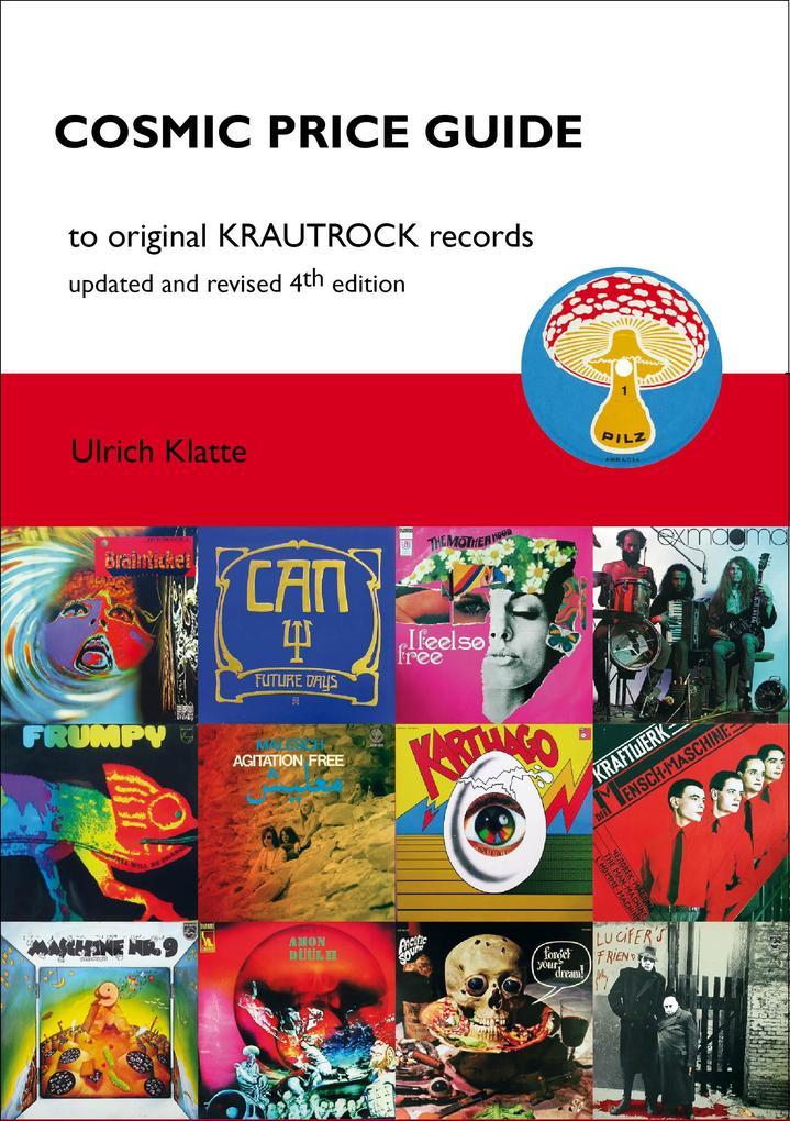 Cosmic Price Guide als Buch von Ulrich Klatte