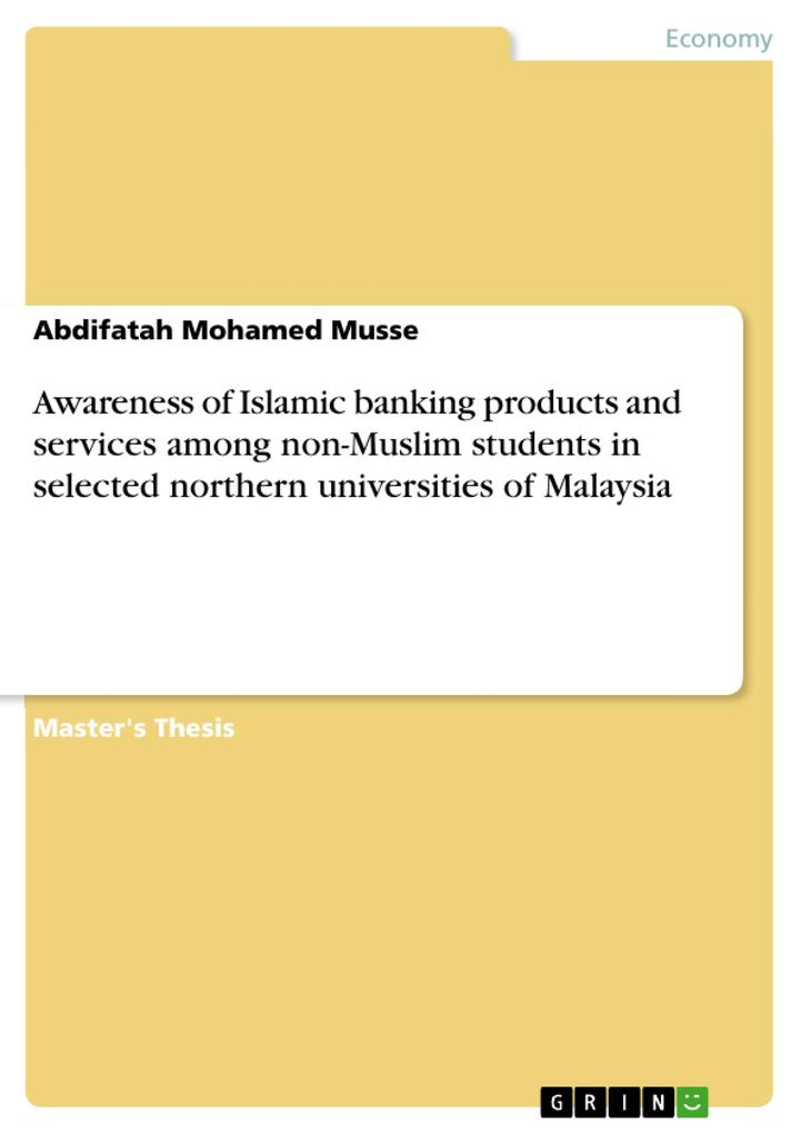 Awareness of Islamic banking products and servi...